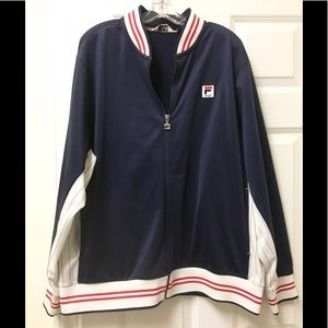 Fila Jackets & Coats - Awesome 😎 Fila vintage track jacket!